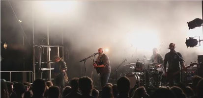 Le Pied de la Pompe est désormais composé de 4 musiciens.