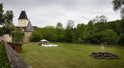 Traumhaftes Schloss für Ihre Hochzeit: das Schloss Ottenstein im Waldviertel!