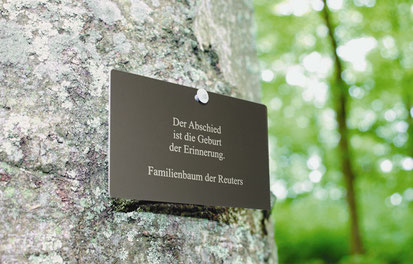 FriedWald-Namenschild