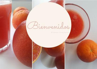 zumo naranjas sanguinas, bienvenida al blog de naranjas y cítricos gourmet