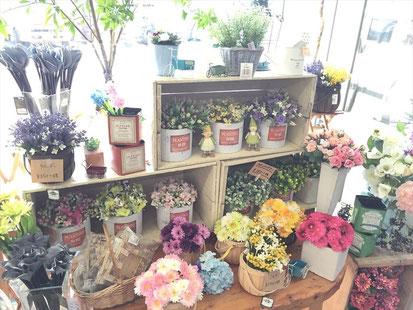花ひろ Hanahiro 福井花屋 造花 アートフラワー 販売