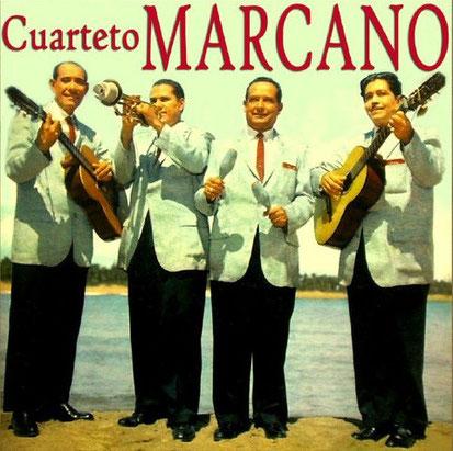 Claudio Ferrer y el Cuarteto Marcano.
