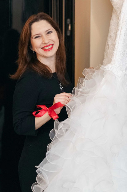 Наталья Нова – владелец свадебного агентства  «Nova Wedding»