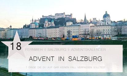 Advent in Salzburg, Christkindlmarkt