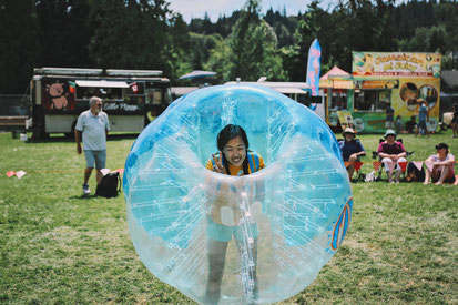 Bubble Ball Festival