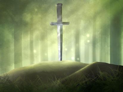 風のエレメントは剣が象徴