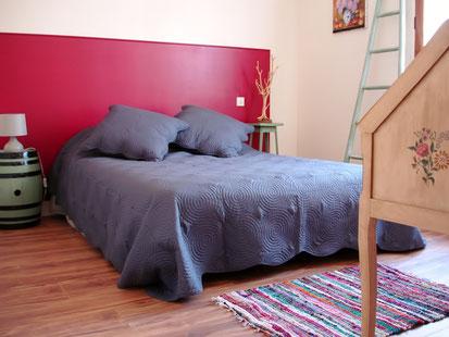 Chambres d'hôtes Lot 46 Bretenoux jardin