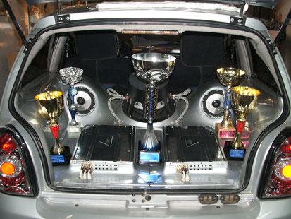 Bit Ten D Audison Centro Impact Car Audio Hertz A Nocera Inferiore