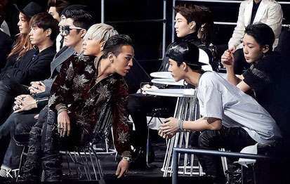 G-Dragon and B.I