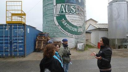 Bild: Brauereibesichtigung