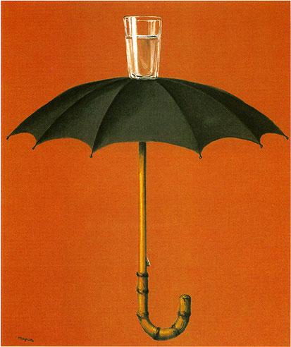 "René Magritte, ""Le vacanze di Hegel"" (1958)"