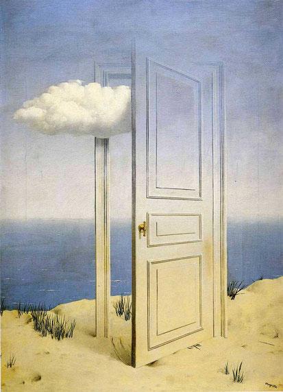 """René Magritte, """"La vittoria"""" (1939)"""