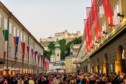 Festspielbezirk Salzburg