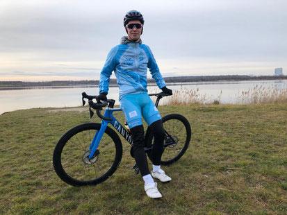 Paul ist mehrfacher Triathlon Vereinsmeister und Sieger der Mitteldeutschen Kinder- und Jugend-Rangliste 2019