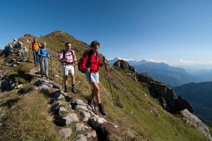 Bergwandern in Kärnten: Foto:Kaernten_Werbung