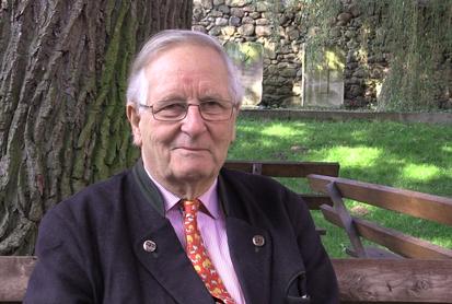 Paul-Werner von der Schulenburg und acht Jahrzehnte Wanderschaft