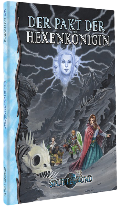 Splittermond: Der Pakt der Hexenkönigin
