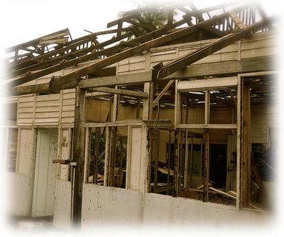 Junnno Designは家屋の廃材を活用