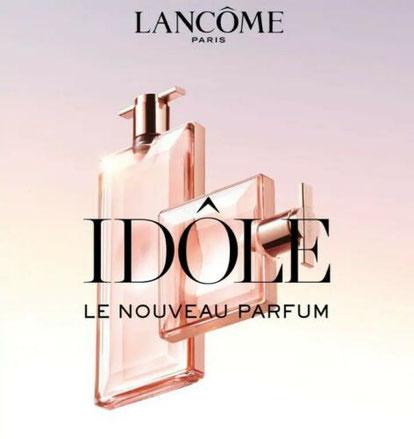 AOÛT 2019 - SORITE DE IDÔLE LE PARFUM