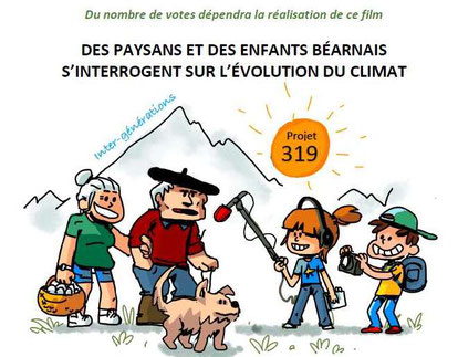 L'évolution du climat pour / par nos enfants