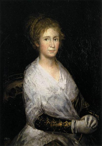 ※6:《ジョセファの肖像》1798-1814年