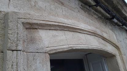 Enduit imitation pierre de parement