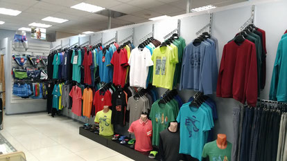 Магазин Вальмон футболки