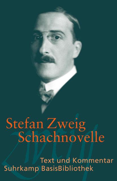 Stefan Zweig, Schachnovelle, Buchumschlag, Matura, Lektüre, Empfehlung
