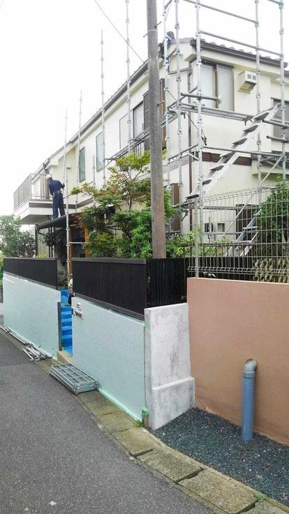 千葉市花見川区 外壁塗装