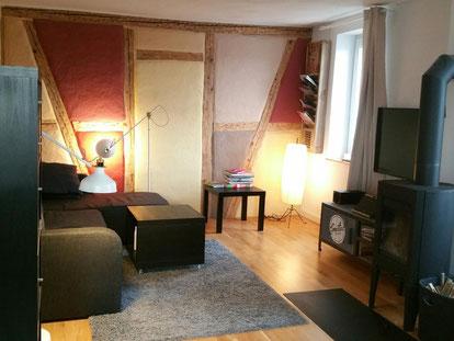 """Wohnen 3 Zimmer Wohnung """"Davos"""""""