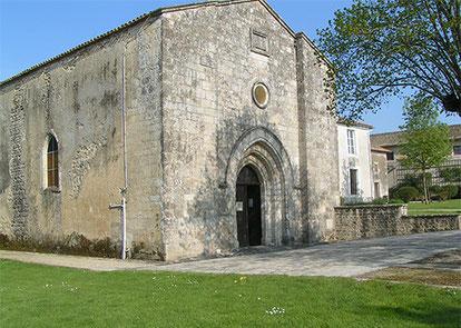 Temple de Beaussais-Musée du Poitou Protestant