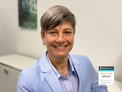 Versicherungsmakler Sandra mit Bewertung aus Augsburg
