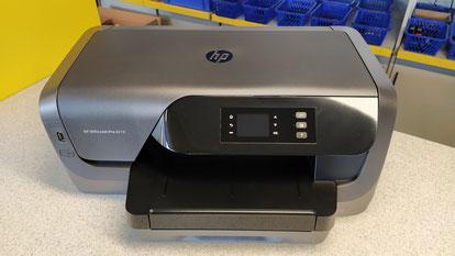 Platzsparender Tintenstrahldrucker für Ihr Arbeitsplatz oder Homeoffice