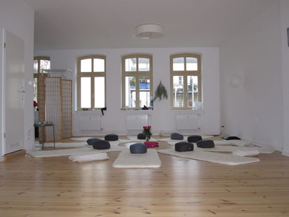 Der Veranstaltungsraum im HIPS, HH-Eimsbüttel