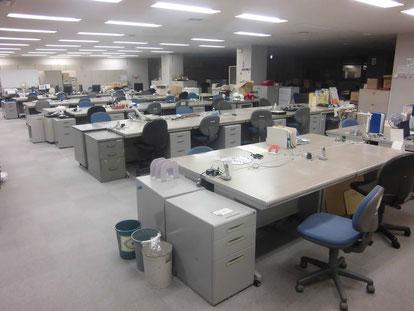 渋谷区,店舗,テナント,原状回復,解体,残置物