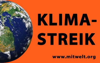 Zum Klima-Netzstreik: Auf das Bild klicken!