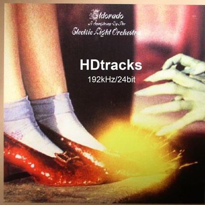 ELO/Jeff Lynne HDtracks & Audiophiles (FLAC format