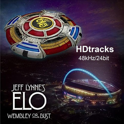 ELO/Jeff Lynne HDtracks & Audiophiles (FLAC format