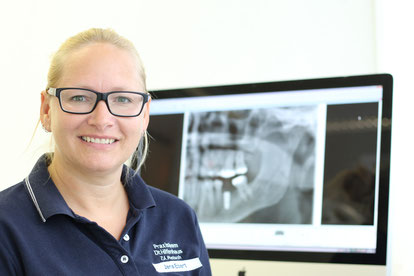 Jana Ebert, Zahnmedizinische Verwaltungsassistentin
