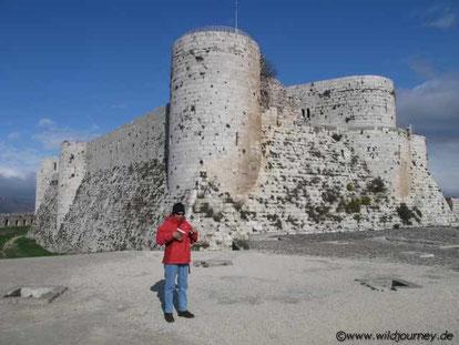 Craque de Chevalier, Syrien