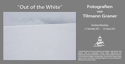 Out of the white, Foto-Ausstellung, Tilmann Graner