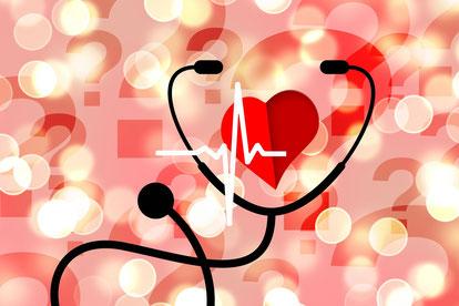 herzinfarkt schlaganfall bluttfettwerte koronare Herzerkrankungen Diabetes Herzrhythmusstörungen