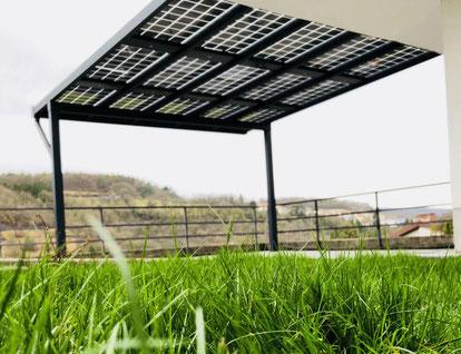 Solarterrasse in Würzburg