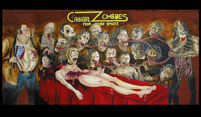 Cannibal Zombies