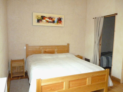 "Bedroom ""Saint Emilion"""