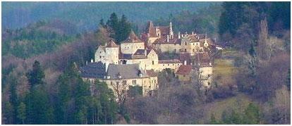 Wurmbrand, Stuppach, Steyersberg