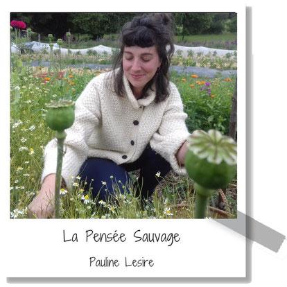 La Pensée Sauvage - Pauline Lesire - Rendeux