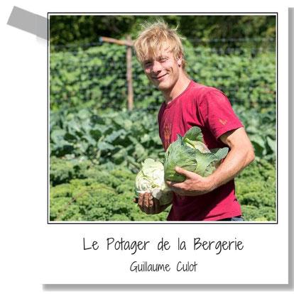 Le Potager de la Bergerie - Légumes bio - Rendeux
