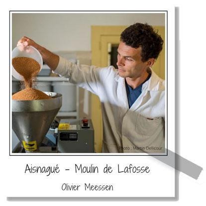 Aisnagué - Moulin de Lafosse - Huiles - Manhay