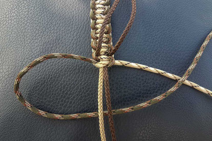 12- 15 weitere Knoten